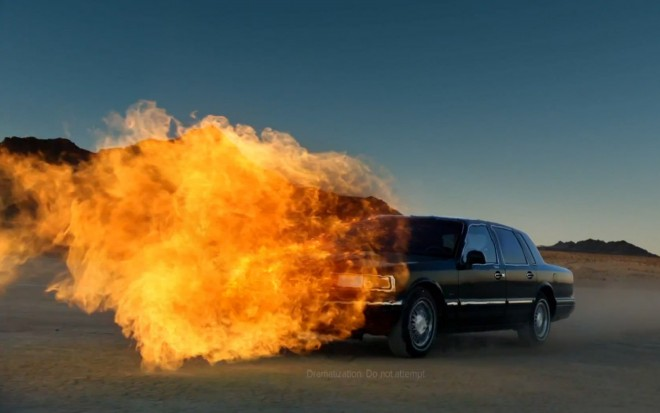 Lincoln Town Car SB47 Flamethrower1 660x413