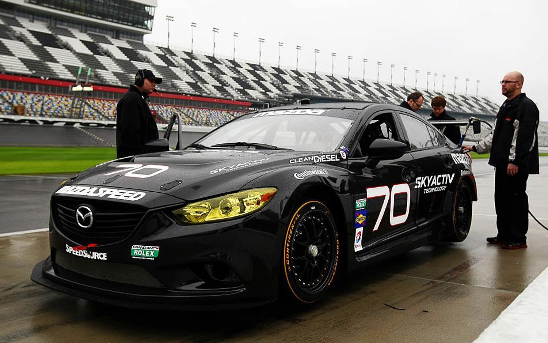 Mazda 6 Motorsports Front Three Quarter1