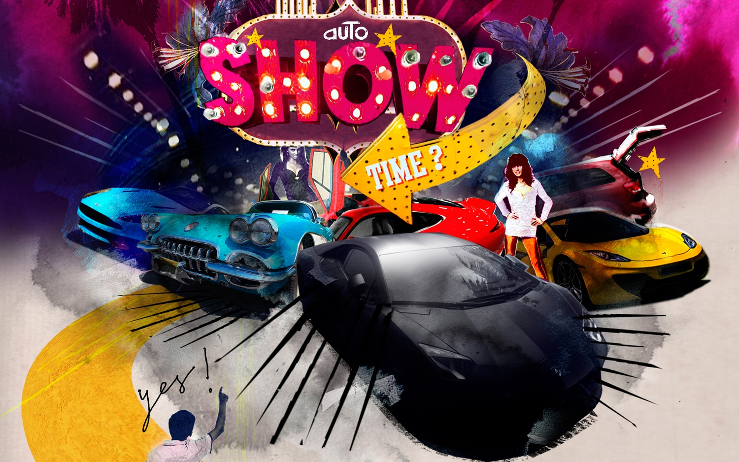 Showtime Illustration Cropped