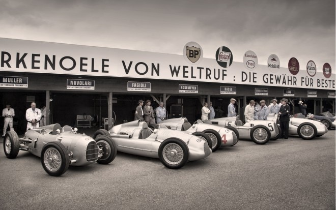 Silver Arrows Lined Up1 660x413