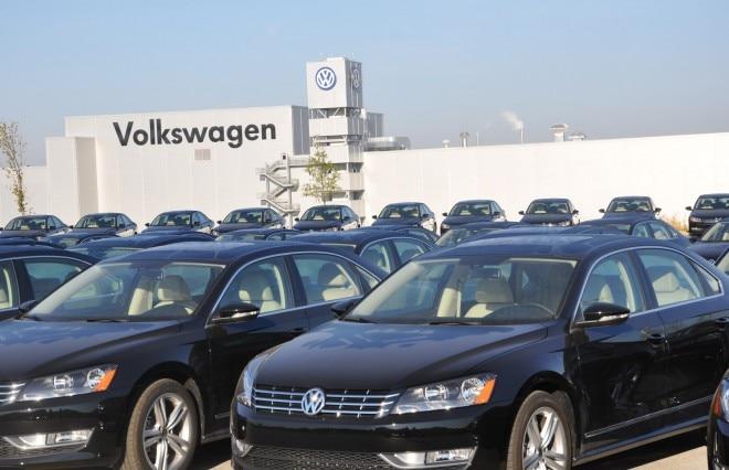Volkswagen Chattanooga Factory 660x426