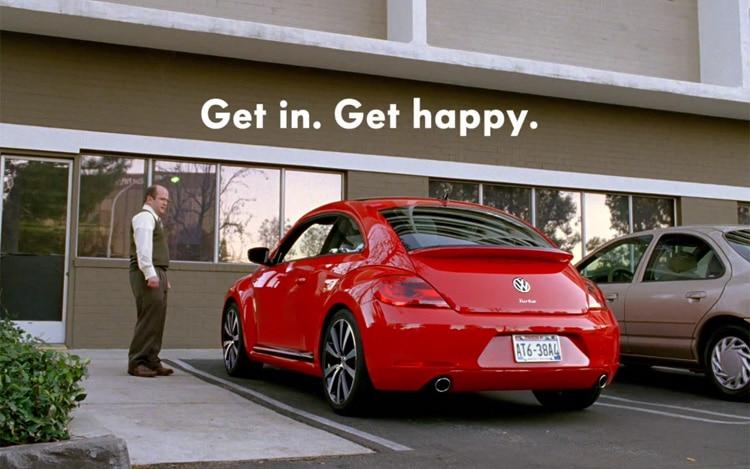 Volkswagen Get Happy Commercial 31