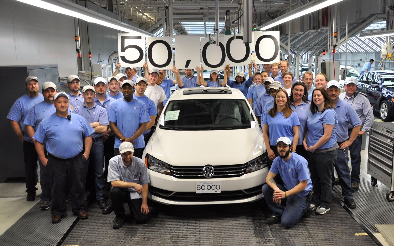 Volkswagen Passat Chattanooga 500001