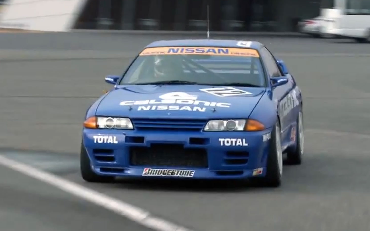 Feature Flick Nissan Skyline Gt R Racing History Explored
