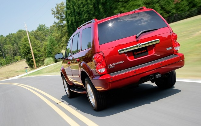 2009 Dodge Durango Hybrid Rear1 660x413