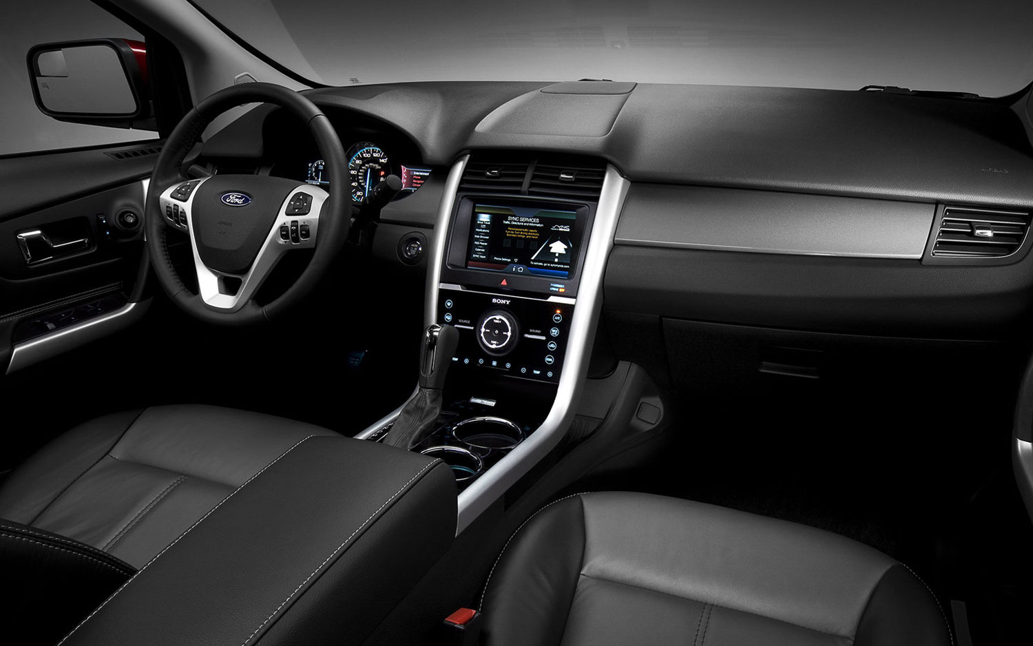Marvelous Report Ford Accidentally Shows 2015 Edge