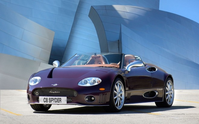 2012 Spyker C8 Spyder Front1 660x413