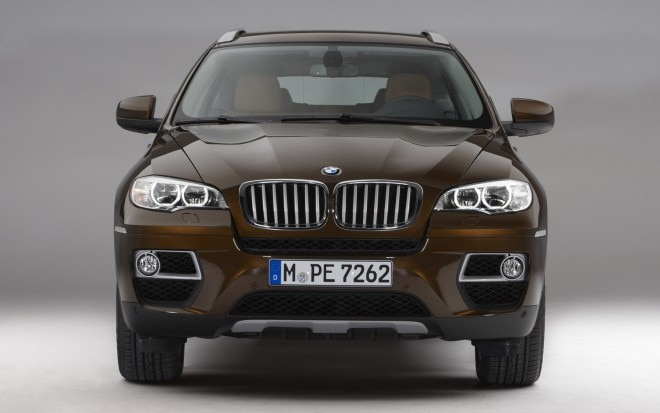2013 BMW X6 Front View1 660x413