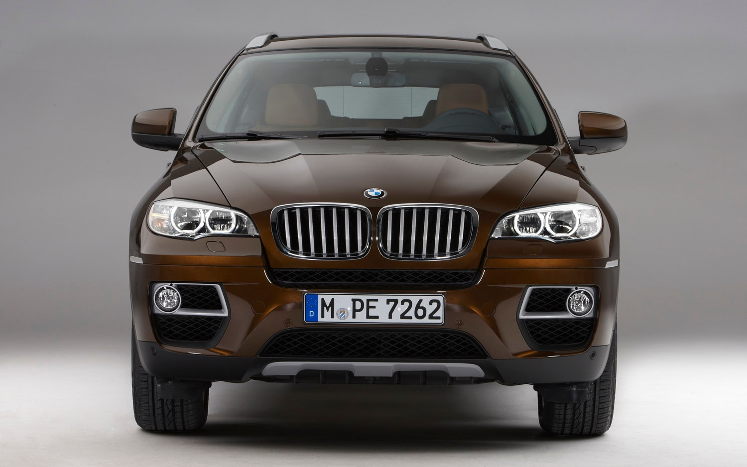 2013 BMW X6 Front View1