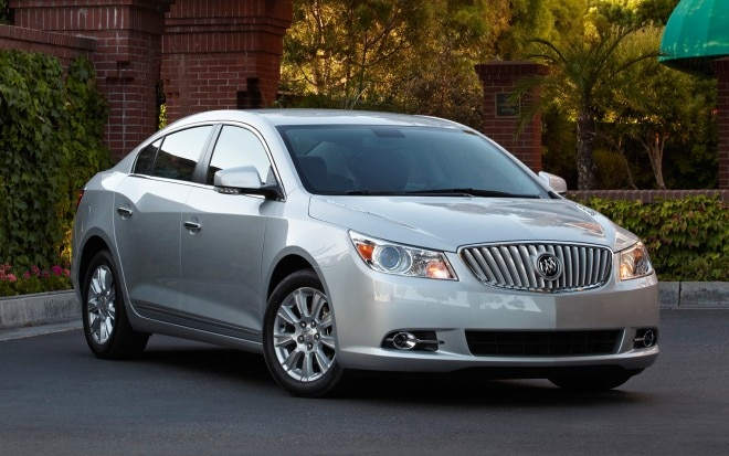 2013 Buick LaCrosse EAssist Right Front 11 660x413