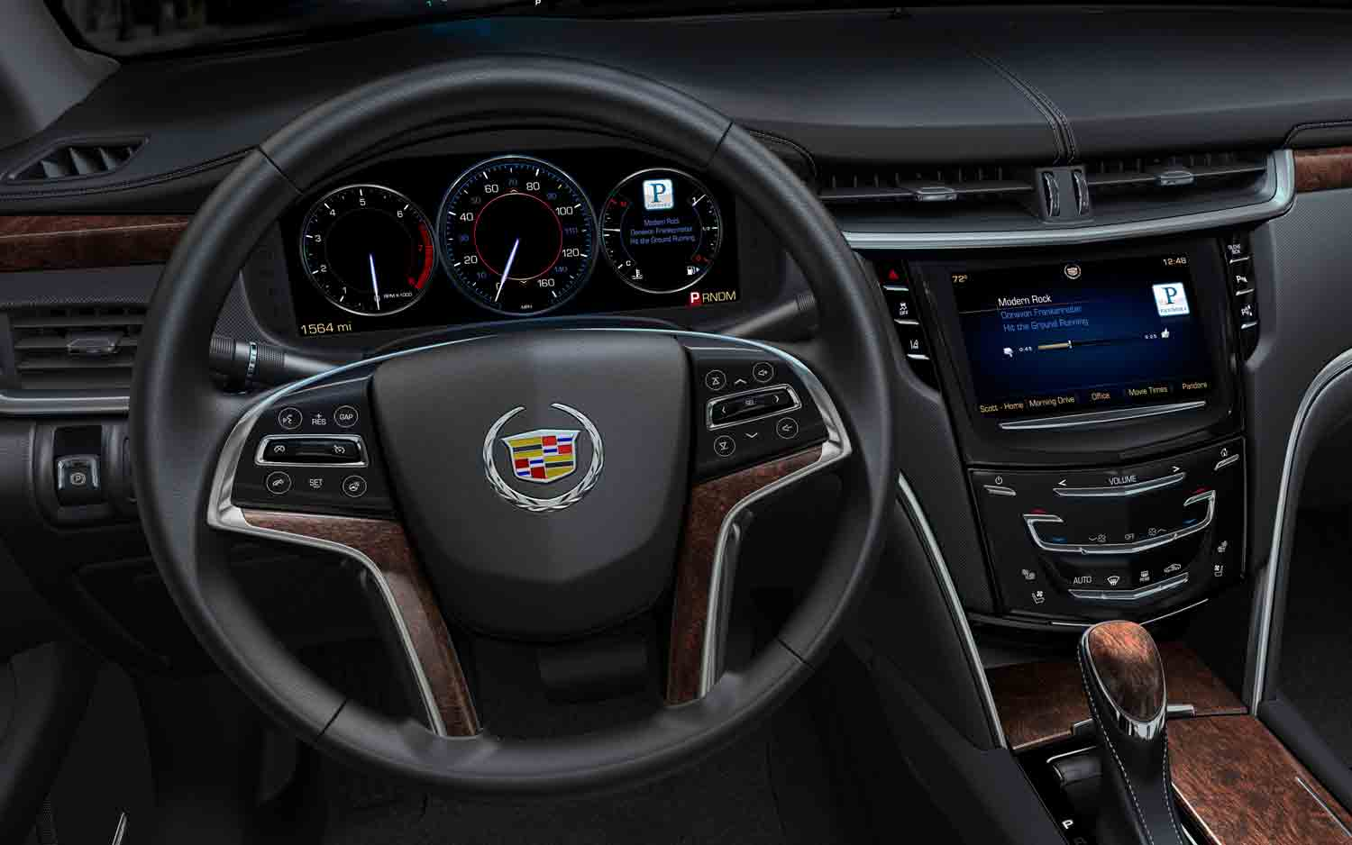 Report Cadillac Prepares an Update for CUE