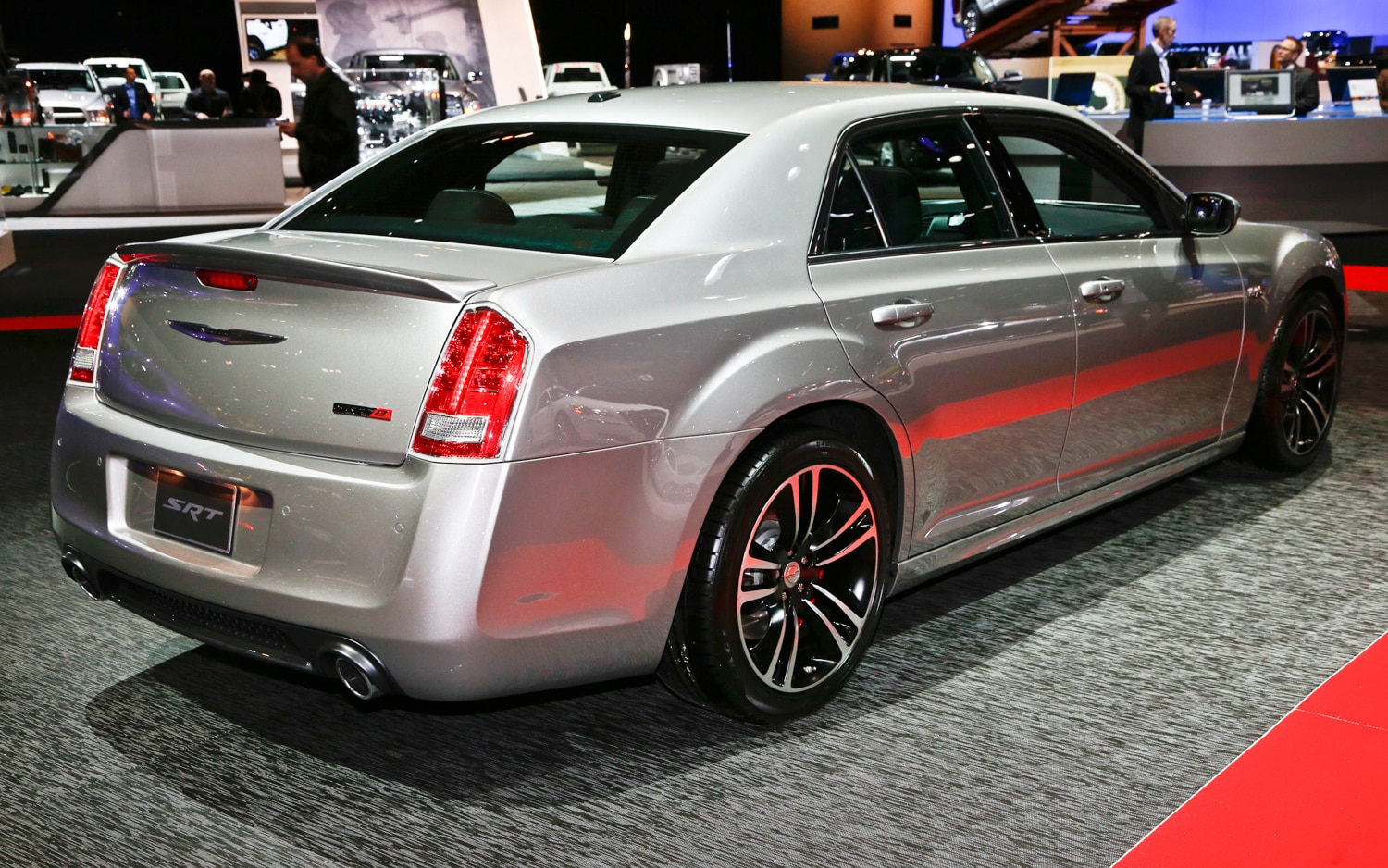 2018 chrysler 300 srt. delighful 2018 show more throughout 2018 chrysler 300 srt