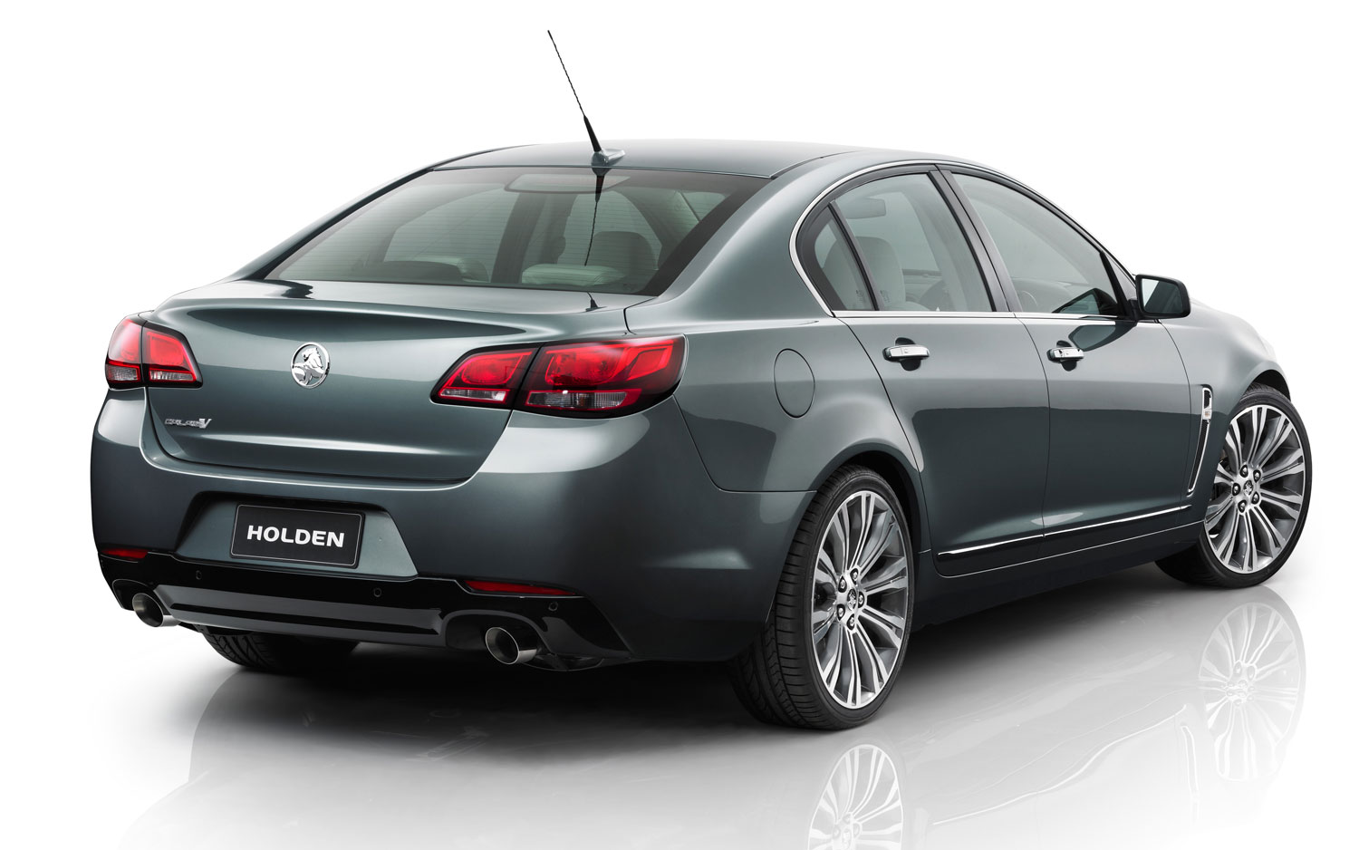New Holden Vf Commodore Officially Revealed Best Look Yet At