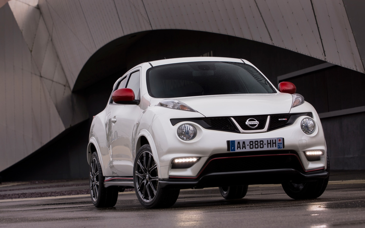 2013 Nissan Juke Nismo First Look 2013 Chicago Auto Show