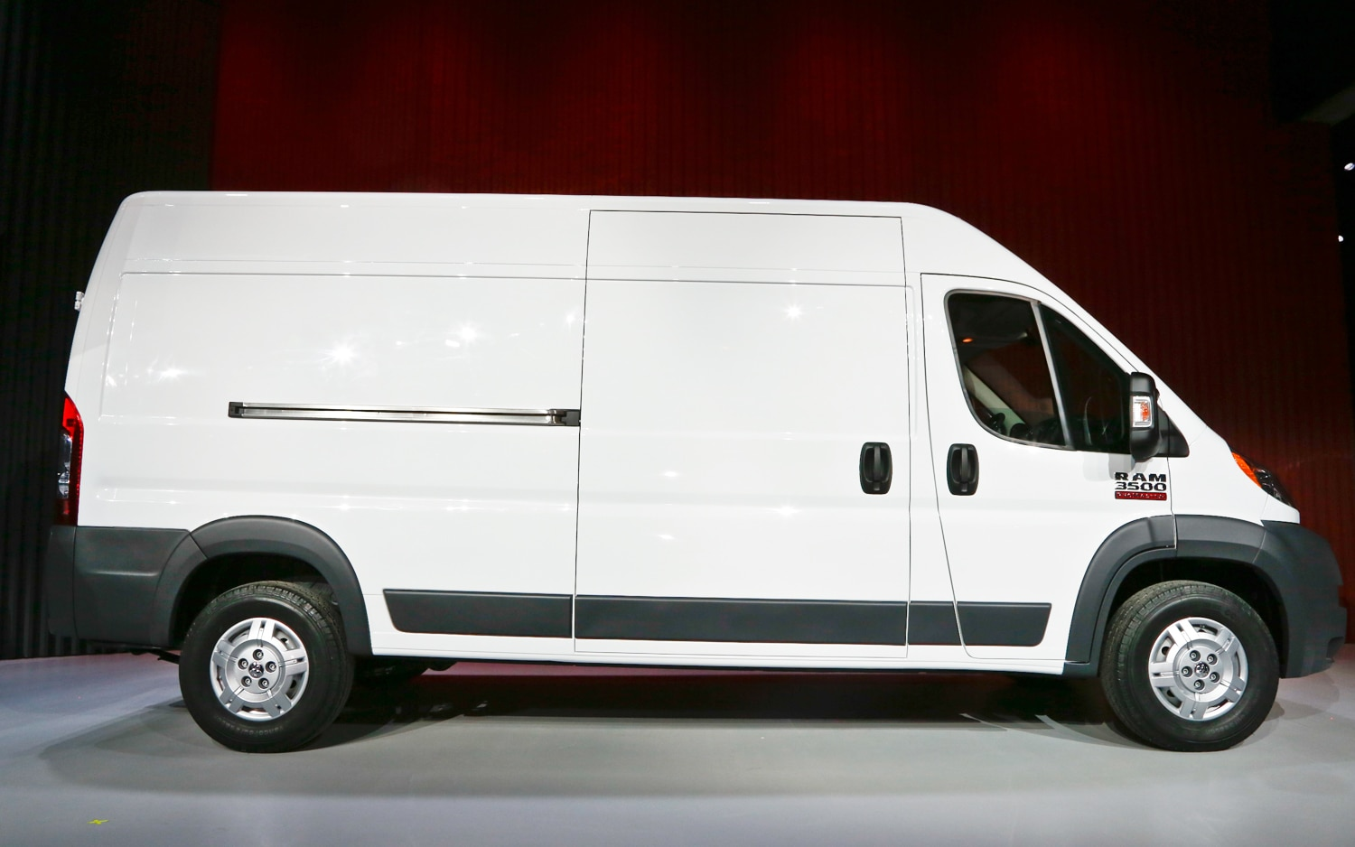 2013 ram promaster first look automobile magazine. Black Bedroom Furniture Sets. Home Design Ideas