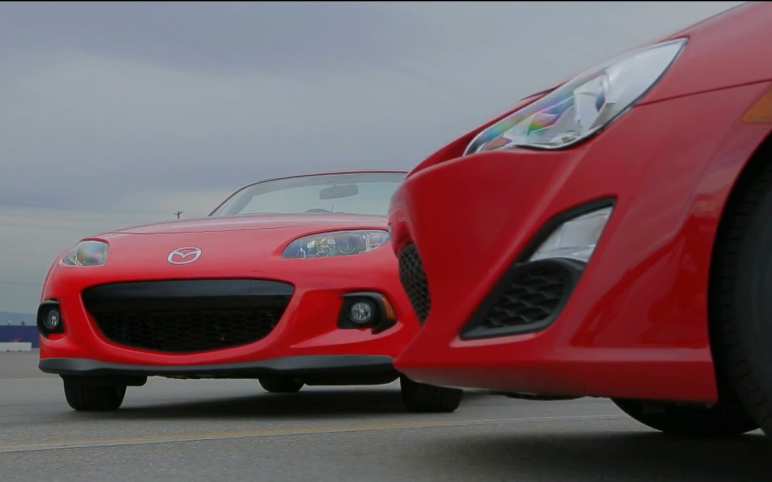2013 Scion FR S And 2013 Mazda MX 5 Miata Club On Head 2 Head Image 31