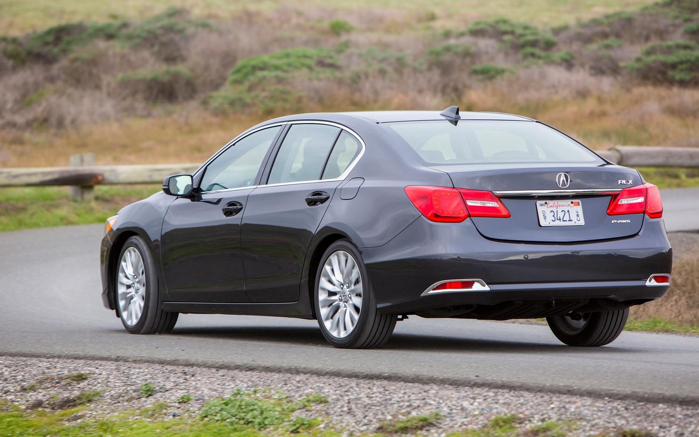Driven: 2014 Acura RLX