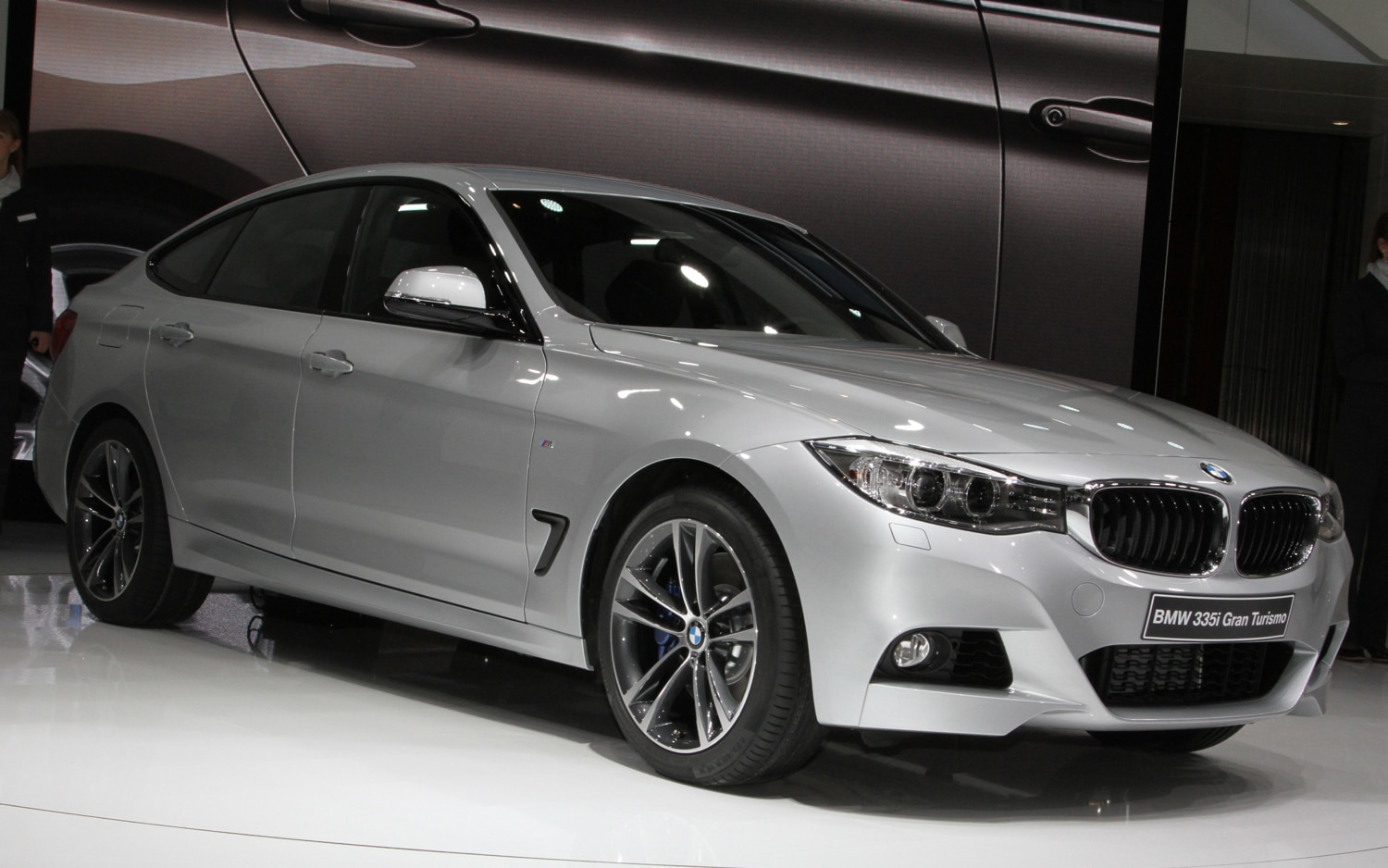 First look 2014 bmw 3 series gran turismo automobile magazine aside sciox Choice Image
