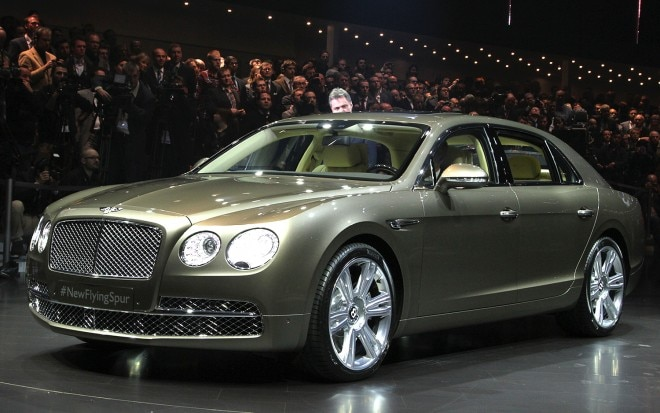 2014 Bentley Flying Spur Front1 660x413