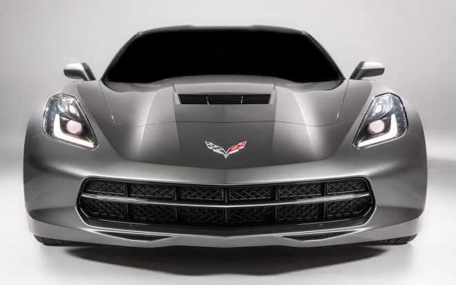 2014 Chevrolet Corvette Front View1 660x413