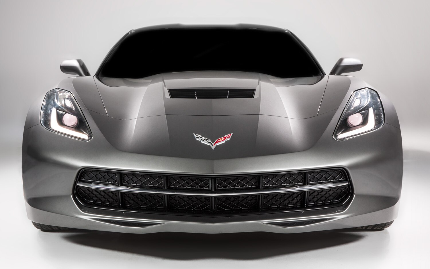 2014 Chevrolet Corvette Front View1