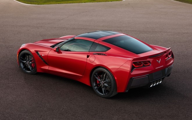 2014 Chevrolet Corvette Rear Three Quarter21 660x413