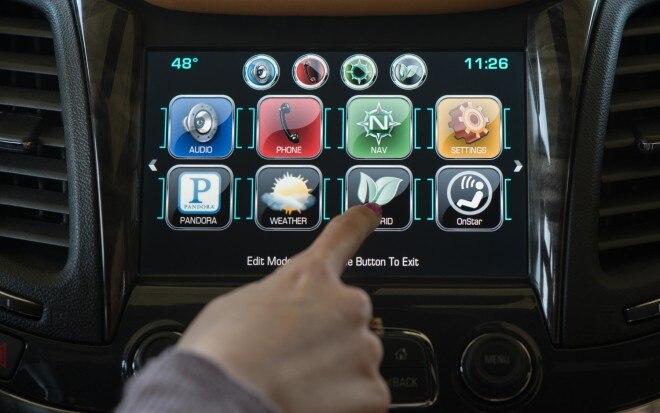 2014 Chevrolet Impala Next Generation MyLink Image 81 660x413