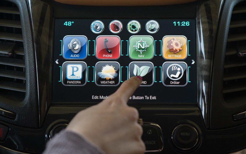 2014 Chevrolet Impala Next Generation MyLink Image 81
