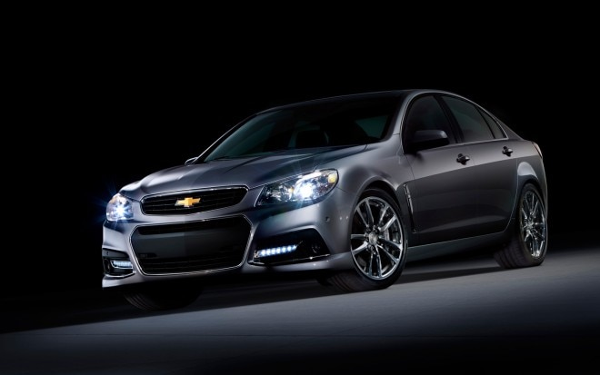 2014 Chevrolet SS Front Left View11 660x413
