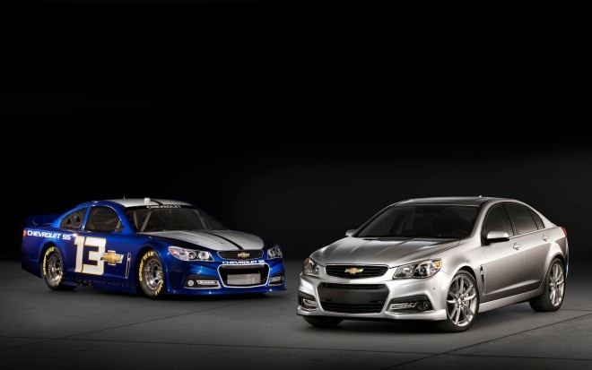 2014 Chevrolet SS Two Parked2 660x413