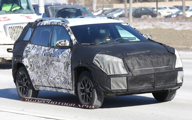 2014 Jeep Liberty Spied Front Three Quarter 21 660x413