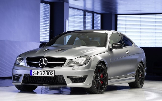 2014 Mercedes Benz C63 AMG Edition 507 Coupe Front Three Quarter 31 660x413
