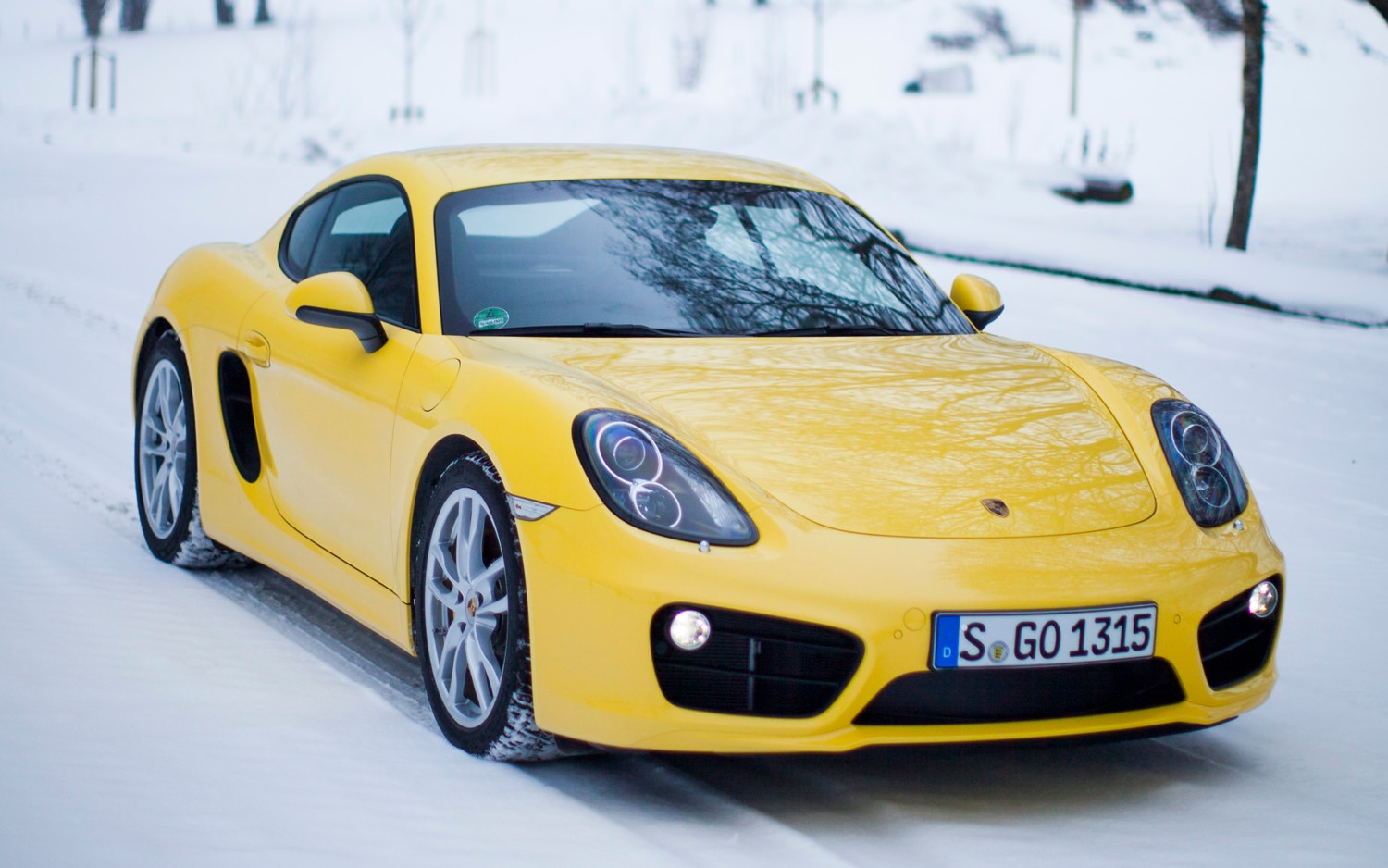 2014 Porsche Cayman Reviews and Rating | Motor Trend