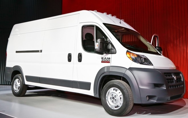 2014 Ram ProMaster Front Right View 660x413