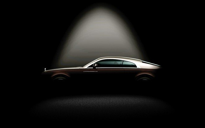 2014 Rolls Royce Wraith Profile Teaser Lightened1 660x413