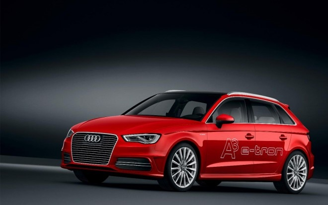 Audi A3 E Tron Front Three Quarter 21 660x413