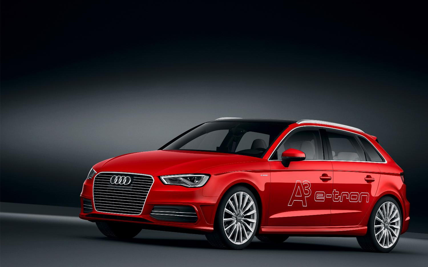 Audi A3 E Tron Front Three Quarter 21