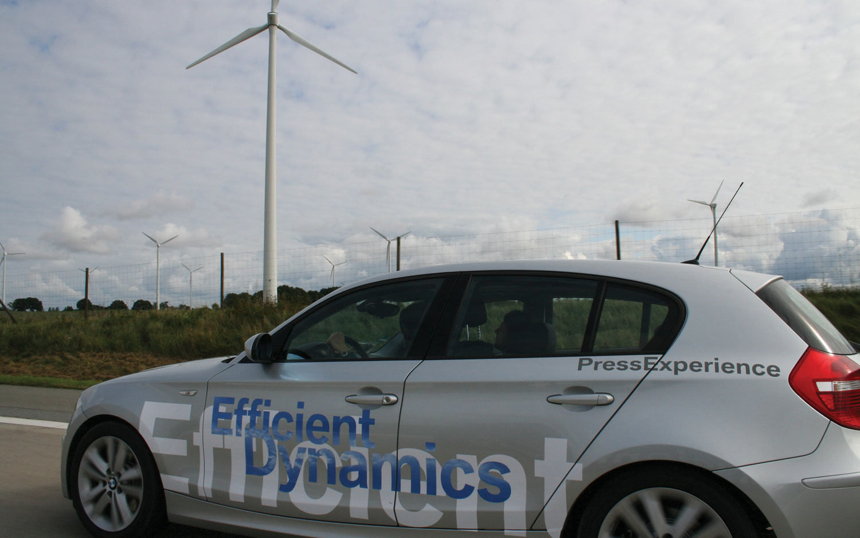 BMW 1 Series Windmills1