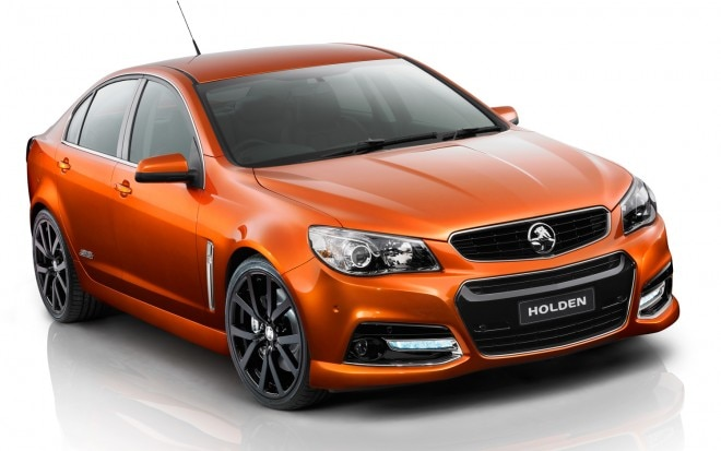 Holden VF SS V Concept Front Three Quarter1 660x413
