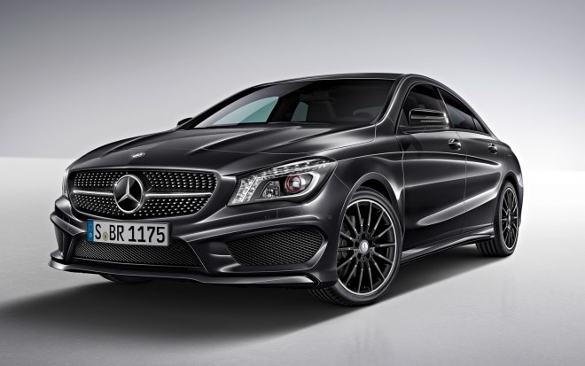 Mercedes Benz CLA Class Edition 1 Front Three Quarter11 660x413