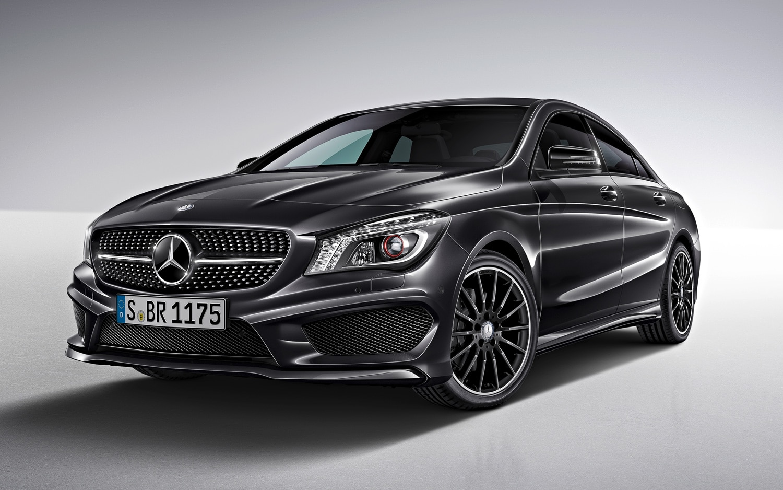 Mercedes Benz CLA Class Edition 1 Front Three Quarter11