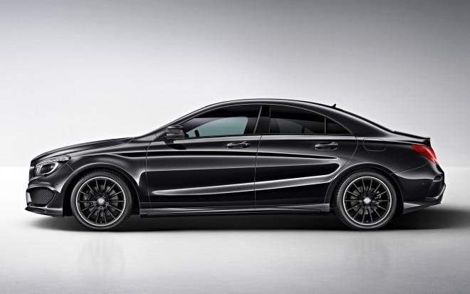 Mercedes Benz CLA Class Edition 1 Profile1 660x413