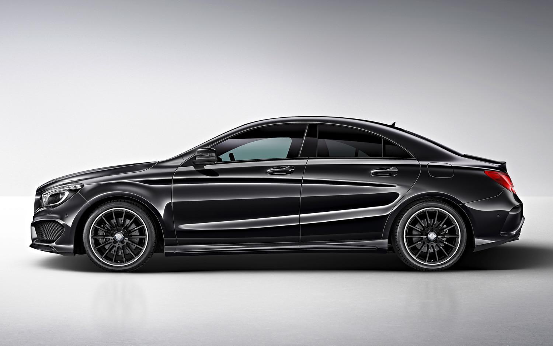 Mercedes Benz CLA Class Edition 1 Profile1