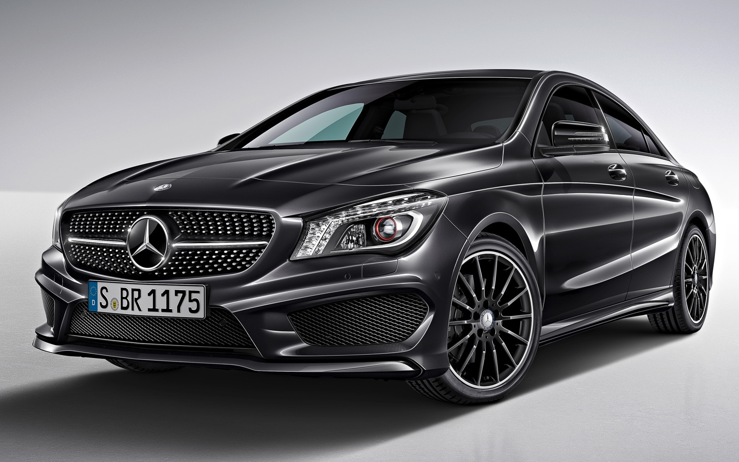 mercedes benz a45 amg cla45 amg featured in ps4 39 s driveclub game. Black Bedroom Furniture Sets. Home Design Ideas