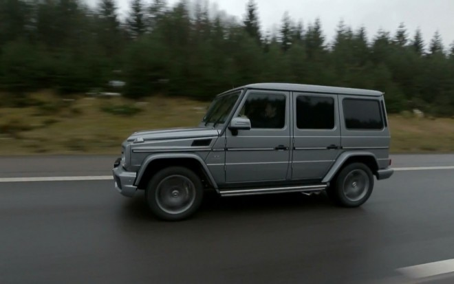 Mercedes Benz G65 AMG To The Arctic Circle On Epic Drives Image 21 660x413