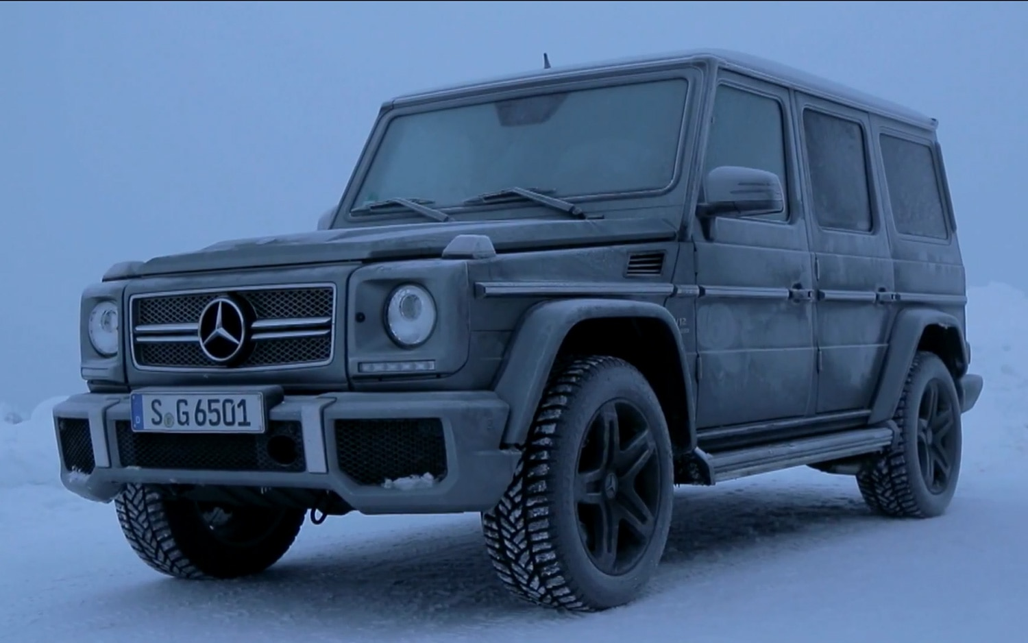 mercedes benz g65 amg to the arctic circle on epic drives image 3 - Mercedes G65 Amg 66