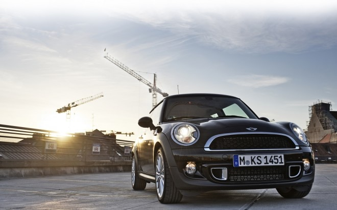 Mini Cooper S Inspired By Goodwood Front View1 660x413