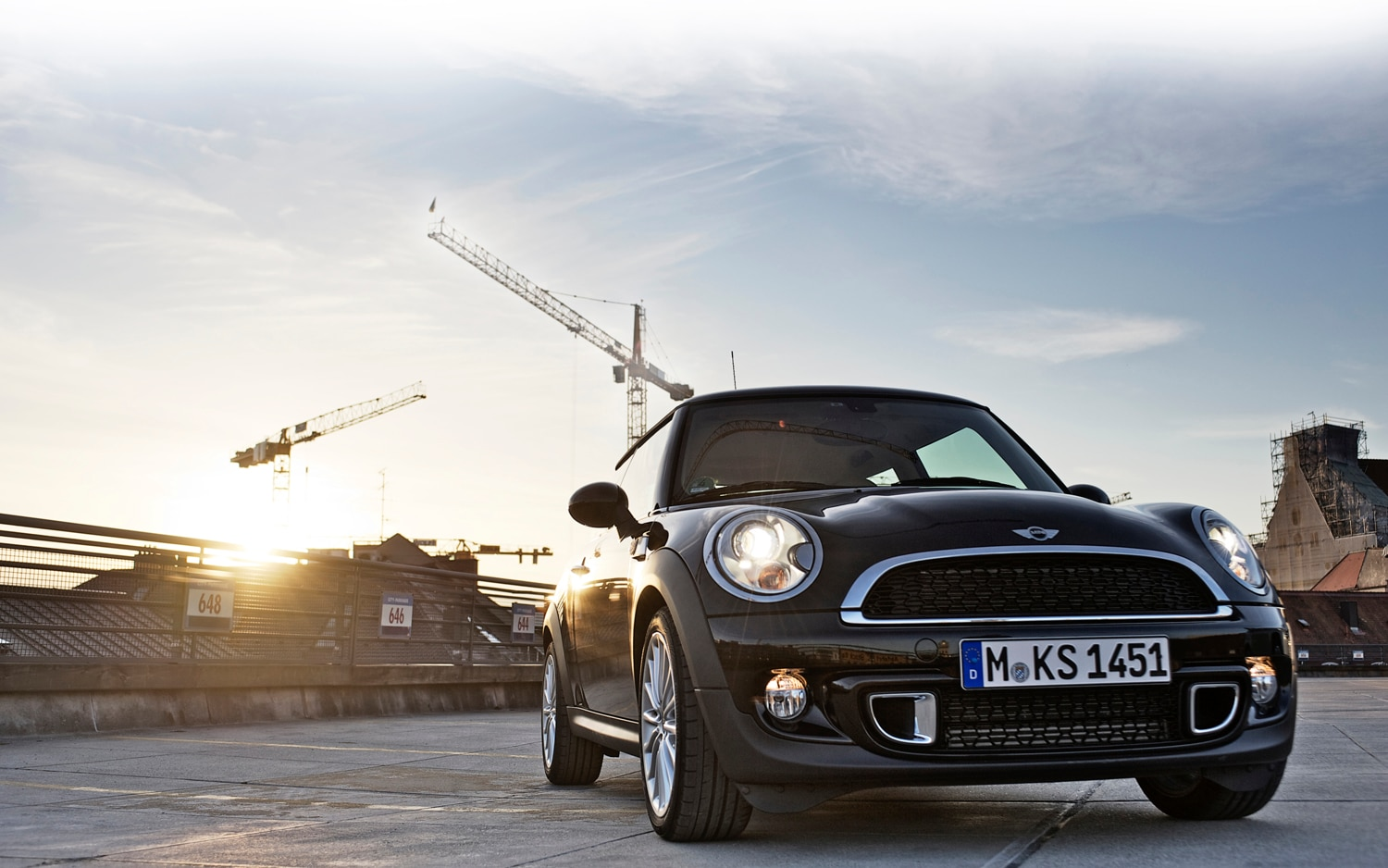 Mini Cooper S Inspired By Goodwood Front View1