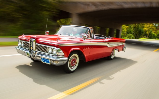 1959 Edsel Corsair Front Left View1 660x413