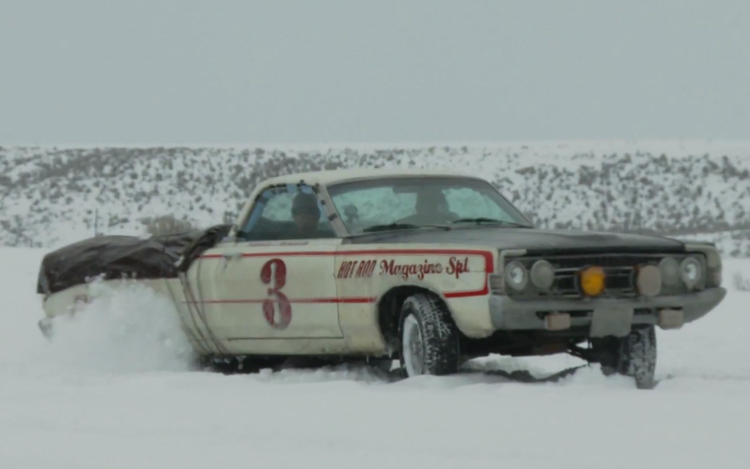 1968 Ford Ranchero To Alaska On Roadkill Image 31